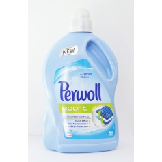 PERWOLL prací gel for sport clothes activecare  2,7 L