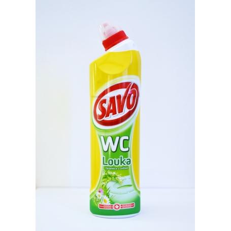 Savo Wc LOUKA Dezinfekce a svěžest  750ml