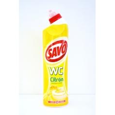 Savo Wc CITRÓN Dezinfekce a svěžest  750ml