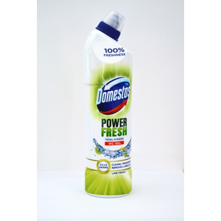 Domestos Power Fresh lime fresh 700ml