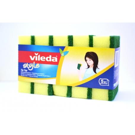 VILEDA Style Tip Top houbička 5 ks