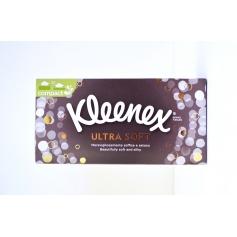 Papírové kapesníky KLEENEX Ultra Soft 80 ks