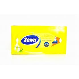 ZEWA Softis Soft & Sensitive BOX (papírové kapesníčky 80 ks)