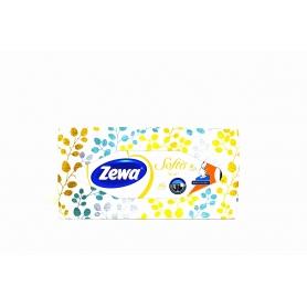 ZEWA Softis Style BOX (papírové kapesníčky 80 ks)