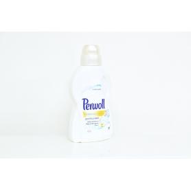 Perwoll White & Fiber prací gel, 15 praní 900 ml