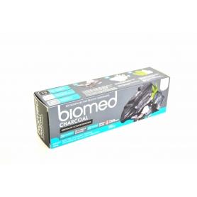 Biomed Charcoal zubní pasta s přírodním černým uhlím 100 g