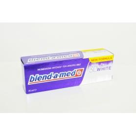 Blend-a-med zubní pasta 3D White 75 ml