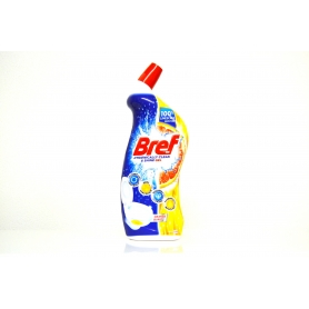 BREF Hygienically Clean & Shine Gel Orange Burst 700 ml