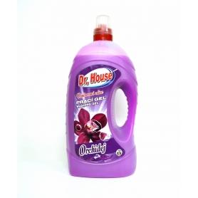 Dr. House Orchidej gel na praní 5,5 l