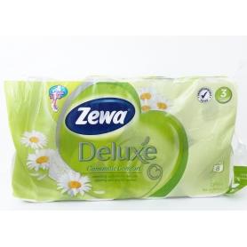 Zewa Deluxe Camomile 3-vrstvý 8ks